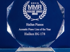 MMR Pianoline 2013blueglassaward